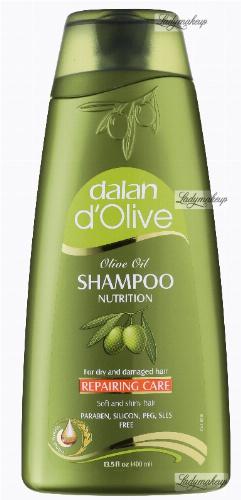 Dalan d'Olive - Odbudowujący, oliwkowy szampon do włosów