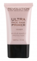 MAKEUP REVOLUTION - ULTRA FACE BASE PRIMER - 24 HOUR MAKEUP PROTECTION - Wygładzająca baza pod makijaż