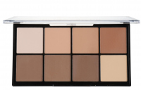 MAKEUP REVOLUTION - ULTRA PRO HD - POWDER CONTOUR - Pudrowa paleta do konturowania - LIGHT MEDIUM - LIGHT MEDIUM