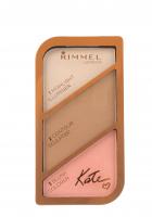 RIMMEL - Contour Palette by Kate - 002 - CORAL GLOW - 002 - CORAL GLOW