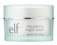 E.L.F. - NOURISHING NIGHT CREAM WITH PURIFIED WATER AND SHEA BUTTER