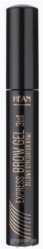 HEAN - EXPRESS BROW GEL 3in1 - Żelowy stylizator brwi - Naturalnie przyciemnia i koryguje