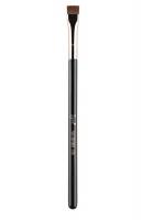Sigma - FLAT DEFINER COPPER - Pędzel do aplikacji eyelinera oraz malowania ust i wypełniania brwi - E15