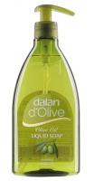 Dalan d'Olive - Nawilżające mydło oliwkowe w płynie - 400 ml