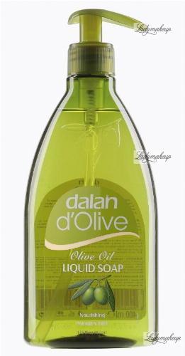Dalan d'Olive - Moisturizing Liquid Soap - 400 ml