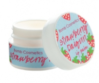 Bomb Cosmetics - Lip Balm - Strawberry Daiquiri - Intensywna kuracja do ust TRUSKAWKOWE DAIQUIRI