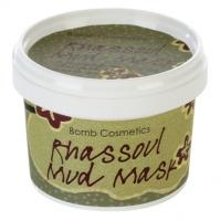 Bomb Cosmetics - RHASSOUL MUD MASK - Maseczka do twarzy z glinką Rhassoul