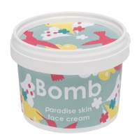 Bomb Cosmetics - PARADISE SKIN - A rich and moisturising face cream - Lekki krem do twarzy - RAJSKI