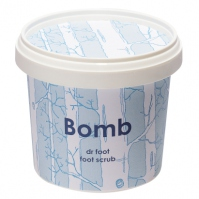 Bomb Cosmetics - Dr Foot - FOOT SCRUB - Odświeżający i nawilżający scrub do stóp DR STOPA