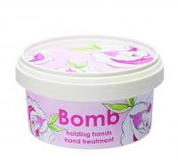 Bomb Cosmetics - Holding Hands - HAND TREATMENT - Kuracja do rąk WEŹ MNIE ZA RĘKĘ