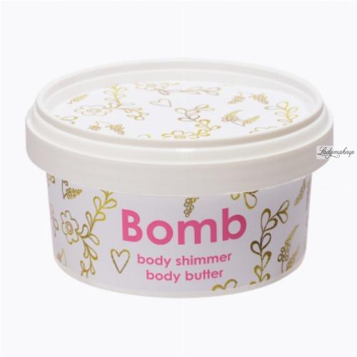 Bomb Cosmetics - Body Shimmer - Body Butter