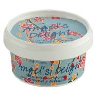 Bomb Cosmetics - Angel's Delight - Body Butter - Masło do ciała z 30% Shea - ANIELSKIE ROZKOSZE