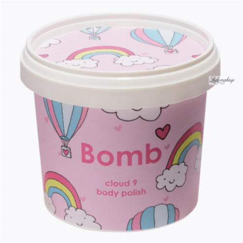 Bomb Cosmetics - Cloud 9 - Body Polish