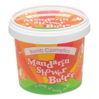 Bomb Cosmetics - Mandarin - Shower Butter