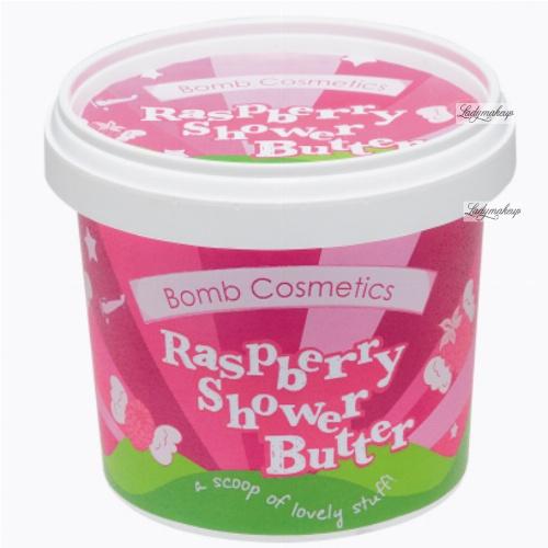 Bomb Cosmetics - Raspberry - Shower Butter