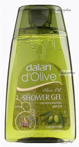 Dalan d'Olive - Oliwkowy nawilżający żel do kąpieli i pod prysznic