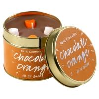 Bomb Cosmetics - Chocolate Orange Candle- Oh so sweet