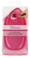 Real Techniques - Brush Cleansing Palette - Silikonowa tarka do czyszczenia pędzli - 1471