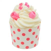Bomb Cosmetics - Polkadot Princess - Bath Cupcake