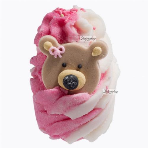 Bomb Cosmetics - Teddy Bears Picnic - Moisturizing Bath bun