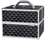LOVETO.PL - Makeup box - BLACK DIAMOND 3D