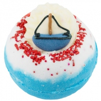 Bomb Cosmetics - Dunk-in Sailor - Sparkling Bath Ball