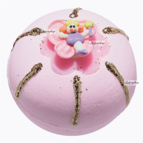 Bomb Cosmetics - Urban Princess - Sparkling Bath Ball