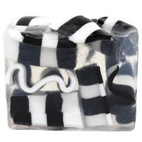 Bomb Cosmetics - Clean Getaway Soap Slice -  with black pepper