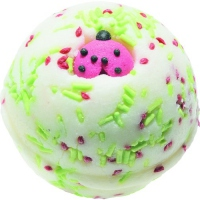 Bomb Cosmetics - Ladybird Land Bath Creamer - Maślana, kremowa kuleczka do kąpieli - KRAINA BIEDRONEK