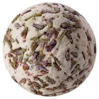 Bomb Cosmetics - Lavender Bath Creamer - Creamy bath ball
