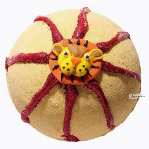 Bomb Cosmetics - Dandy Lion - Sparkling Bath ball