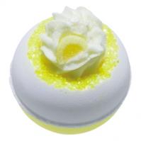 Bomb Cosmetics - Lemon Da Vida Loca - Sparkling Bath ball