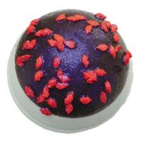Bomb Cosmetics - Chocolate Kisses - Musująca kula do kąpieli - CZEKOLADOWE POCAŁUNKI