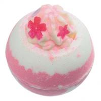 Bomb Cosmetics - Fuchsia Falls - Sparkling Bath ball