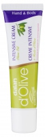 Dalan d'Olive - OLIVE OIL - Christmas set of olive cosmetics (mini soap and 2 hand and body creams)