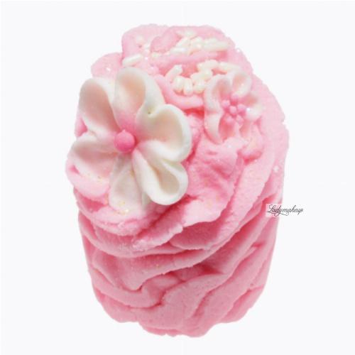 Bomb Cosmetics - La La Love - Creamy bath bun