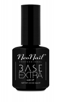 NeoNail - EXTRA SOAK-OFF BASE - 14 ml - Hybrid Varnish UV - 4478