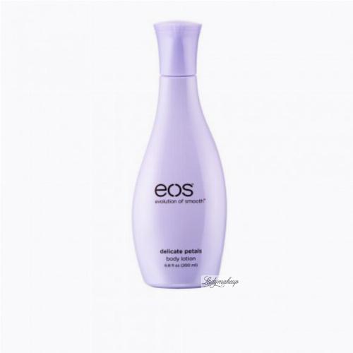 EOS - Body Lotion - Delicate Petals - Balsam do ciała - PŁATKI KWIATÓW - 200 ml