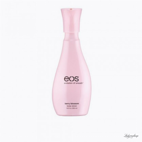 EOS - Body Lotion - Berry blossom - Balsam do ciała - KWITNĄCA JAGODA - 350 ml