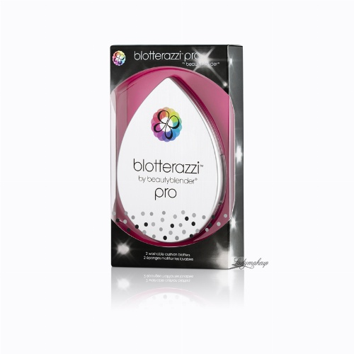 Beautyblender - BLOTTERAZZI PRO BY BEAUTYBLENDER® - 2 Matting Sponges + Case