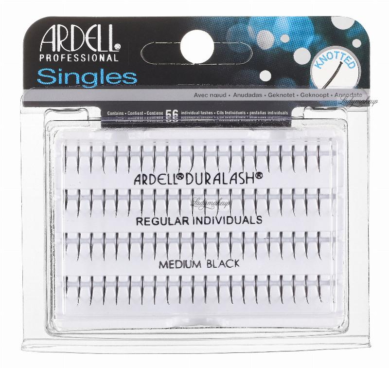 27163cf48ef ARDELL - Singles DuraLash - Regular Individuals - Medium Black