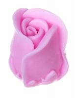 LaQ - Happy Soaps - Naturalne mydełko glicerynowe - RÓŻOWY KWIAT RÓZY
