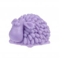 LaQ - Happy Soaps - Naturalne mydełko glicerynowe - FIOLETOWY BARANEK