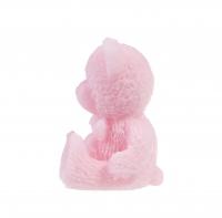 LaQ - Happy Soaps - Naturalne mydełko glicerynowe - RÓŻOWY MAŁY MIŚ