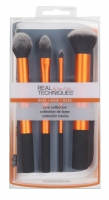 Real Techniques - CORE COLLECTION - Set of 4 brushes - 01403