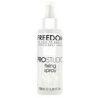 FREEDOM - Pro Studio Professional Fixing Spray - Spray utrwalający makijaż