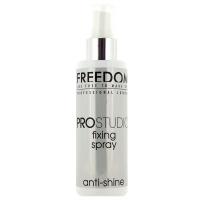 FREEDOM - Pro Studio Anti Shine Fixing Spray - Matujący spray utrwalający makijaż