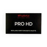FREEDOM - PRO HD - Refillable Empty Magnetic Palette - BLACK