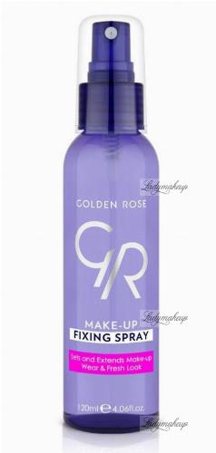 Golden Rose - MAKE-UP FIXING SPRAY - F-MFX-001