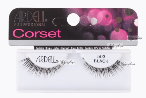 ARDELL - Pro Corset BLACK - Strip Eyelashes